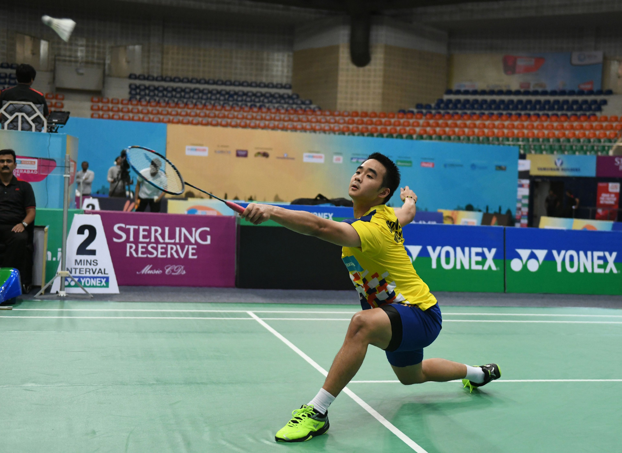 BWF German Open begins with qualifying action in Mülheim