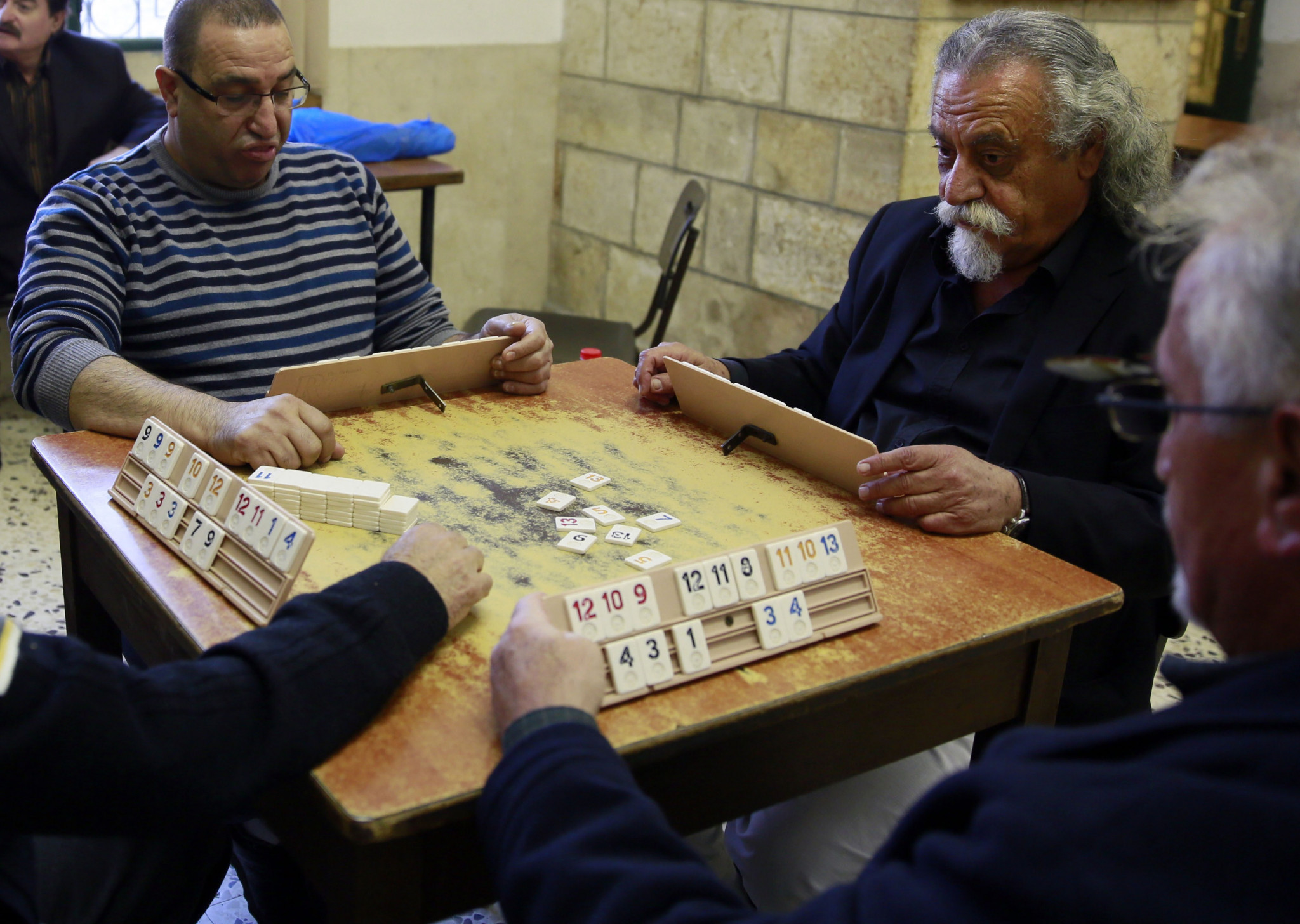 Rummikub has been suggested as an activity for the elderly ©Getty Images