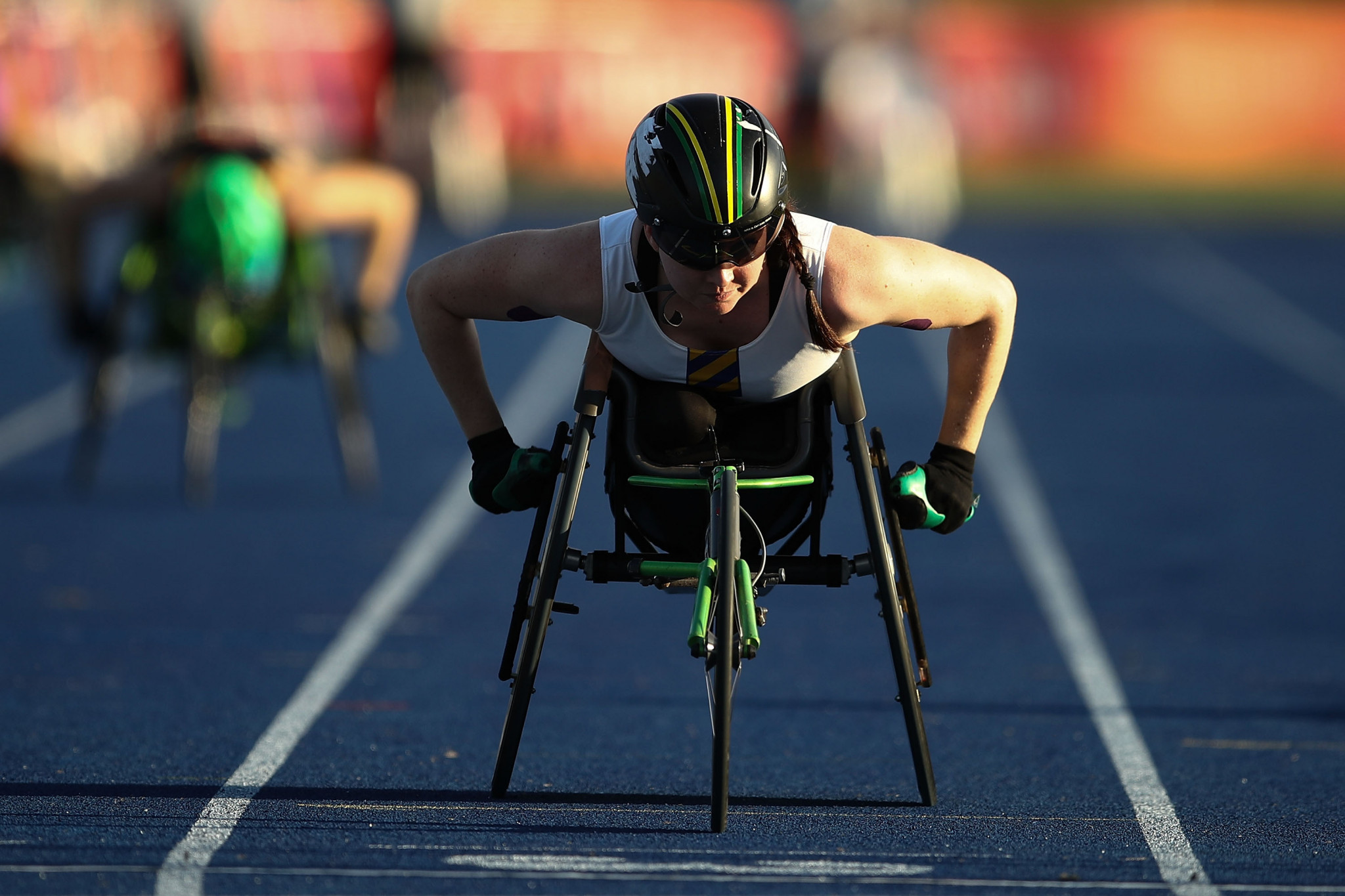 Gharbi cruises to 400m victory as World Para Athletics Dubai Grand Prix continues