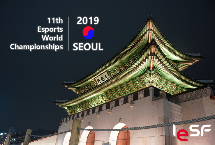 Seoul to host 2019 Esports World Championships