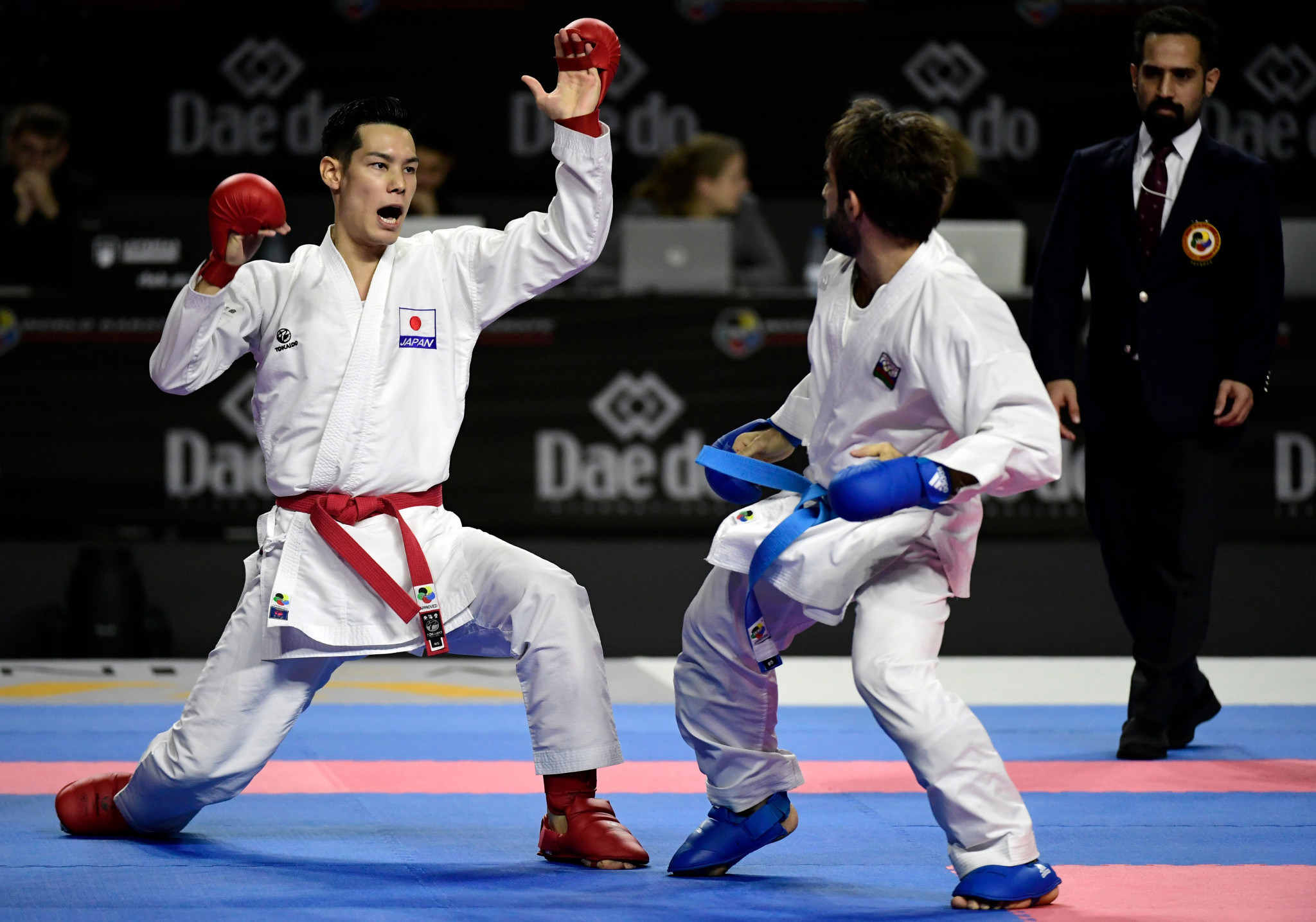World Karate Federation launch digital campaign in bid to keep Paris 2024 dream alive