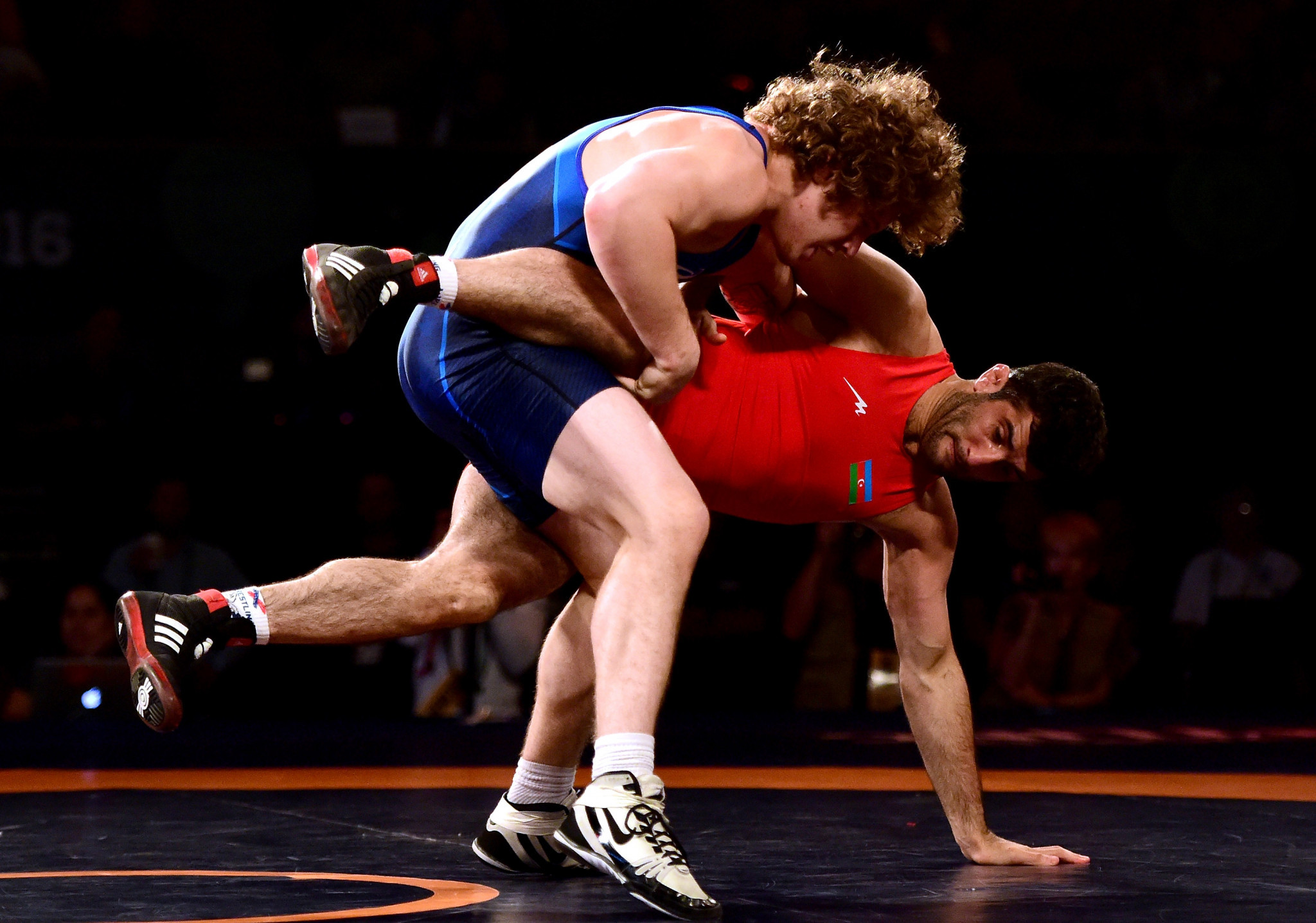 The Under-23 Wrestling World Championships have been cancelled due to COVID-19 ©Getty Images