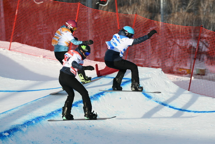 Hosts Russia to send biggest team to Krasnoyarsk 2019 Winter Universiade snowboard competition