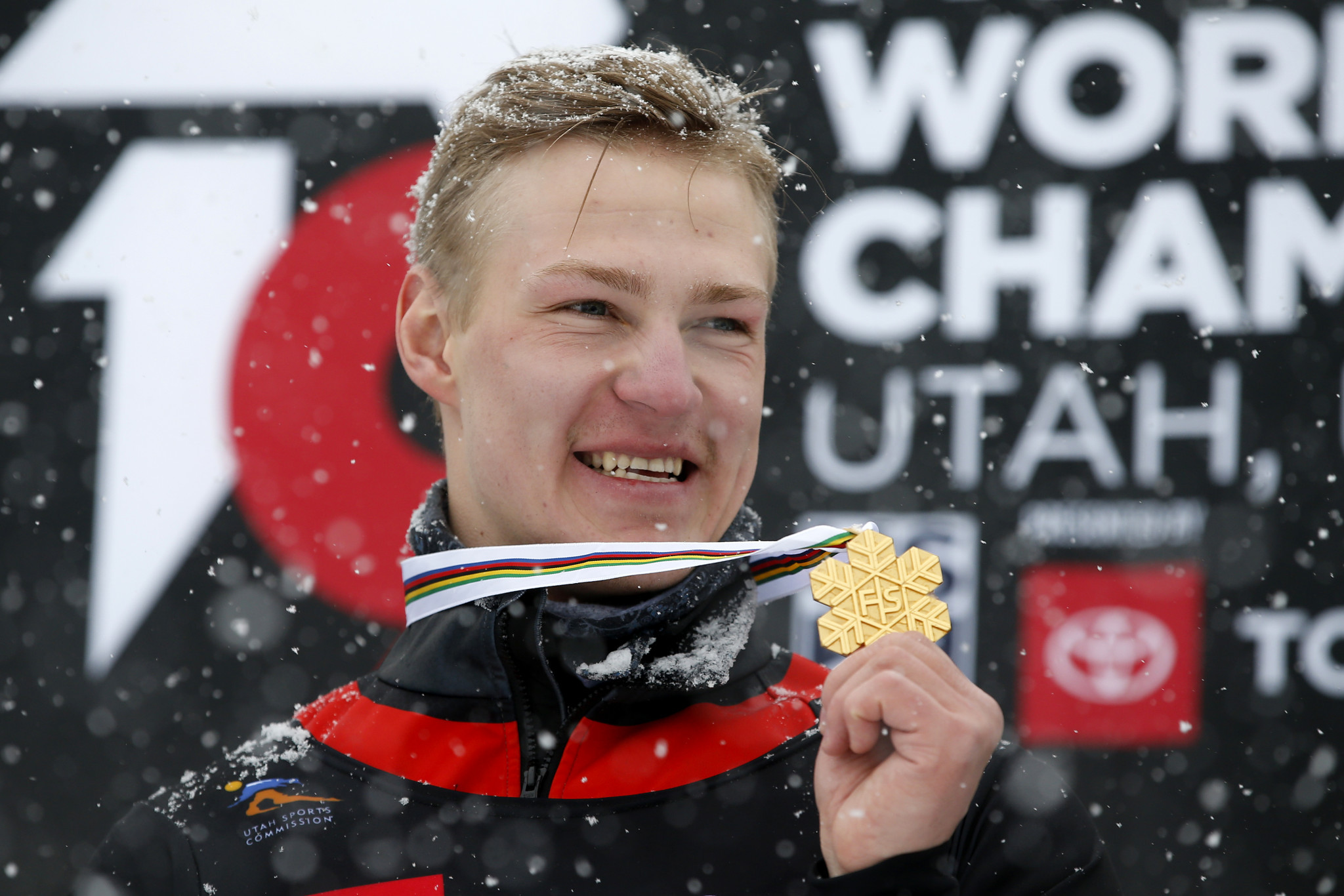 Two-time snowboard world champion Dmitry Loginov will compete for Russia at the Krasnoyarsk 2019 Winter Universiade ©Getty Images