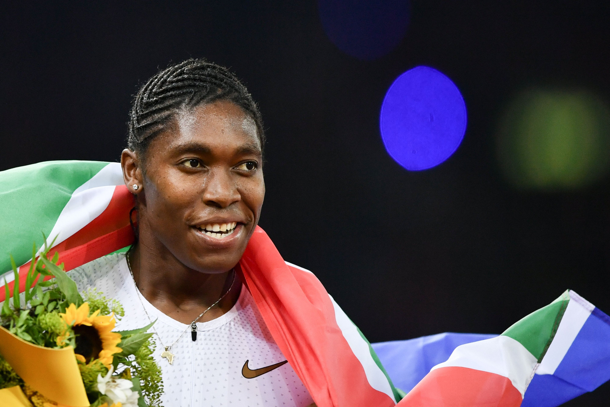Caster Semenya's high-profile eligibility case is awaiting its verdict ©Getty Images