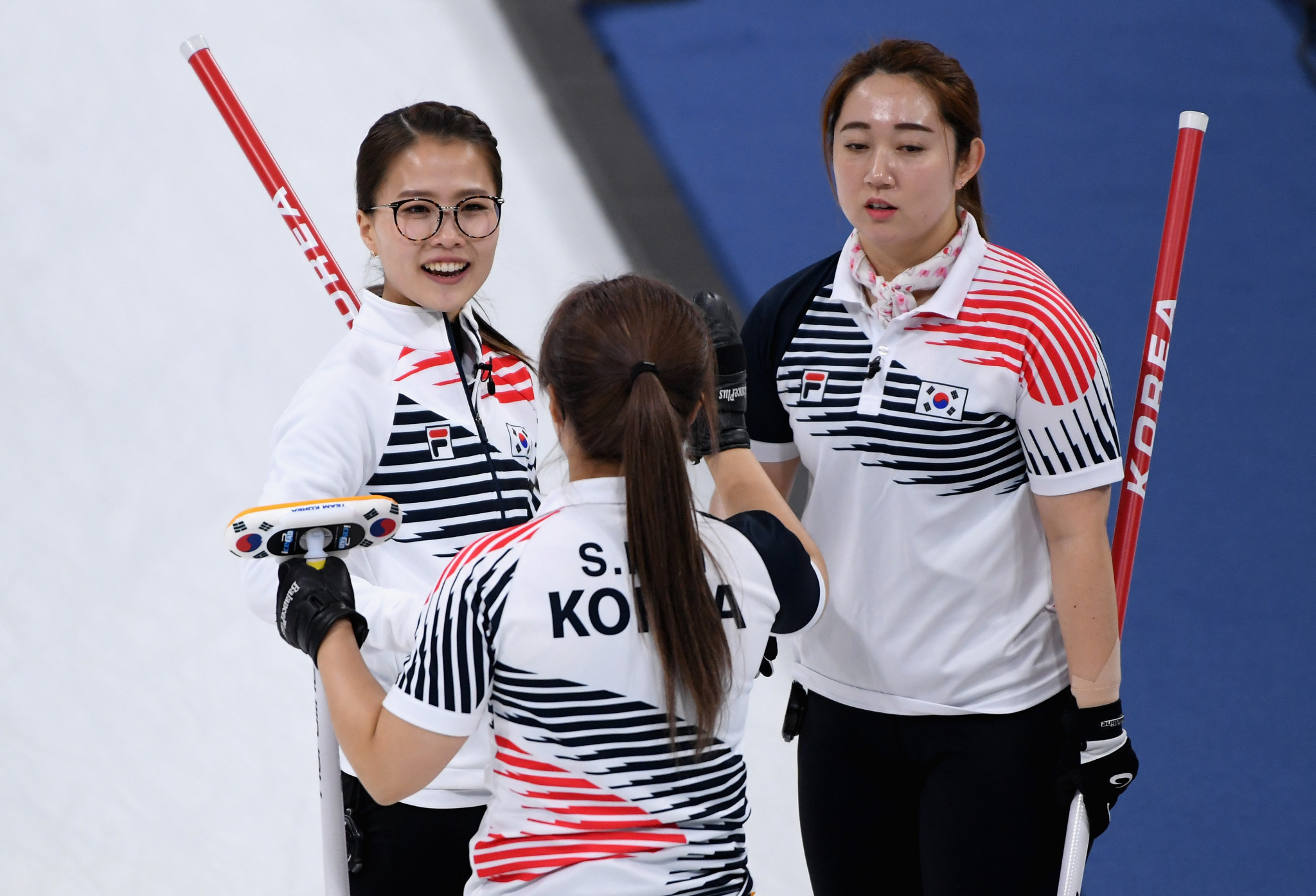 South Korea's Olympic silver medal-winning curlers, led by skip Kim Eun-jung, admitted they were shocked by the amount of cash taken from them in prize money and corporate sponsorship ©Getty Images