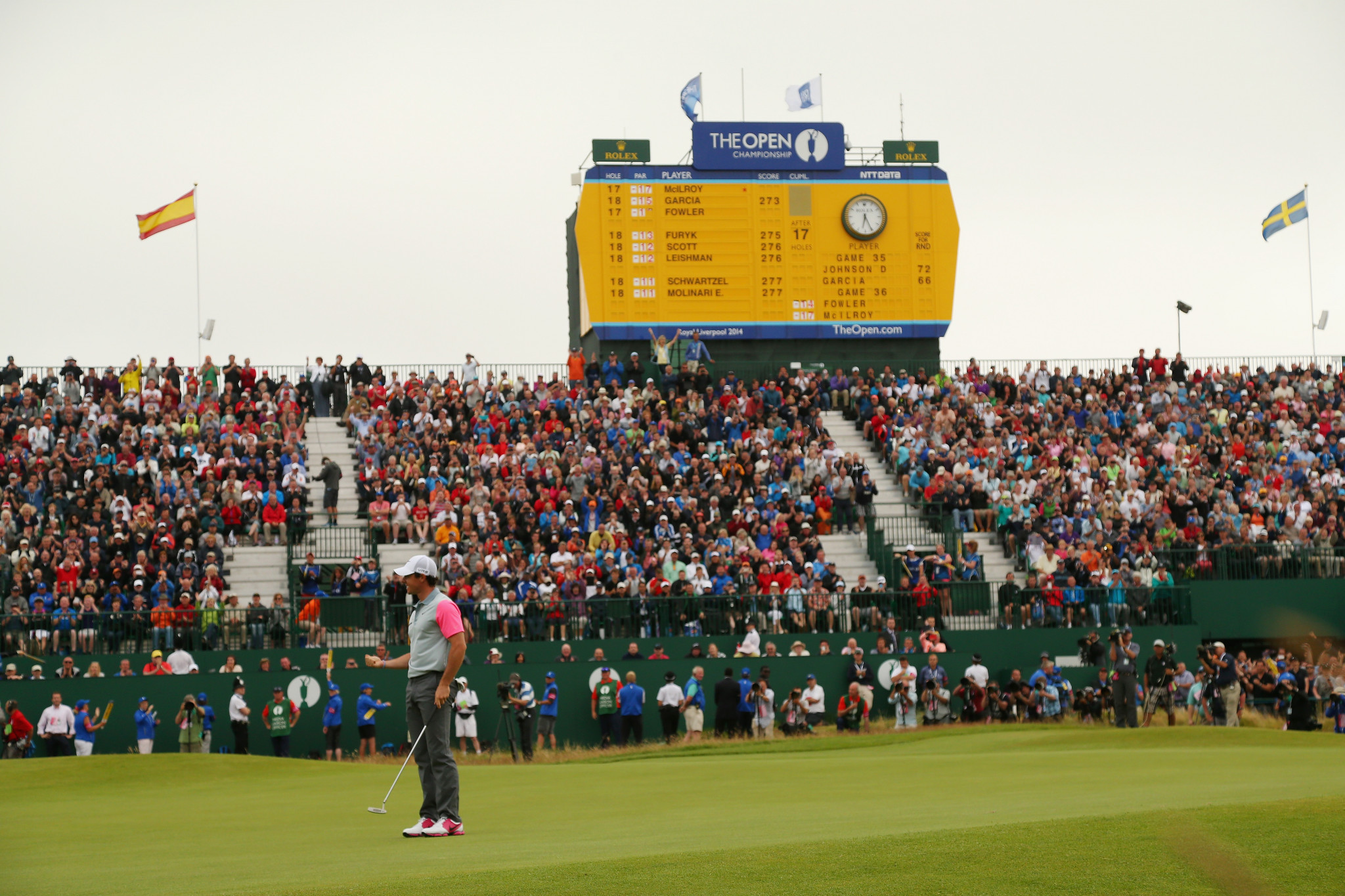 Royal Liverpool to host The Open again in 2022