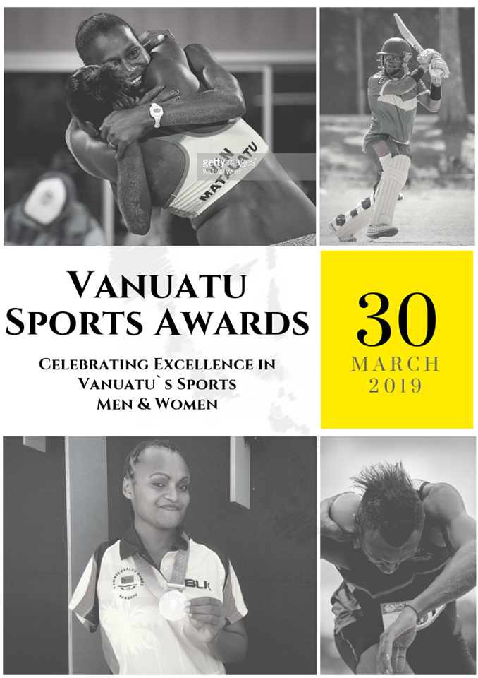 National Sports Awards to be held in Vanuatu for the first time