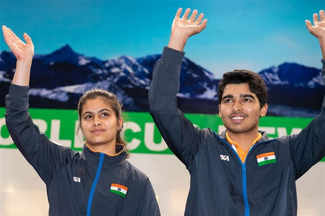 India win home gold as ISSF World Cup concludes in New Delhi
