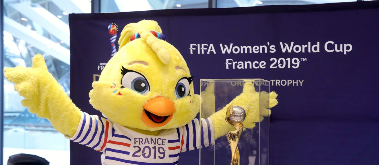 Mass penalty shoot-outs being held across France with 100 days to go until FIFA Women's World Cup