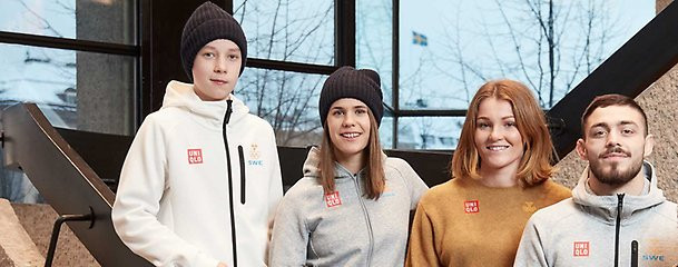 Sweden sign deal with Japanese company Uniqlo for Tokyo 2020