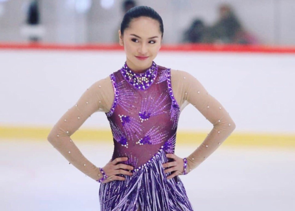 Figure skater to make history at Krasnoyarsk 2019 as Philippines' first Winter Universiade representative