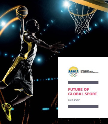 ASOIF published its future of global sport report today ©ASOIF