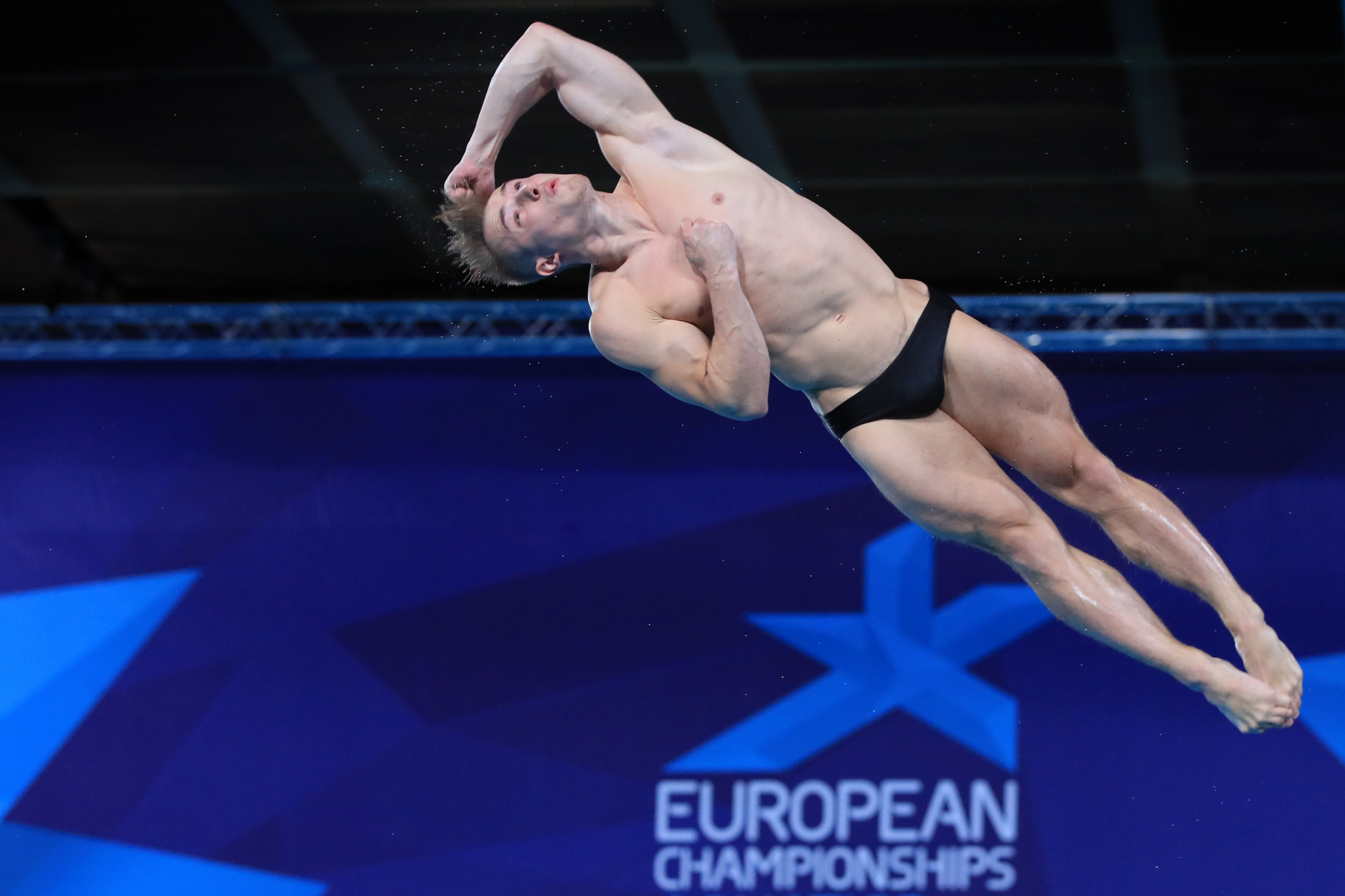 Britain's Jack Laugher is among divers set to compete at this weekend's event in the Japanese city ©Getty Images
