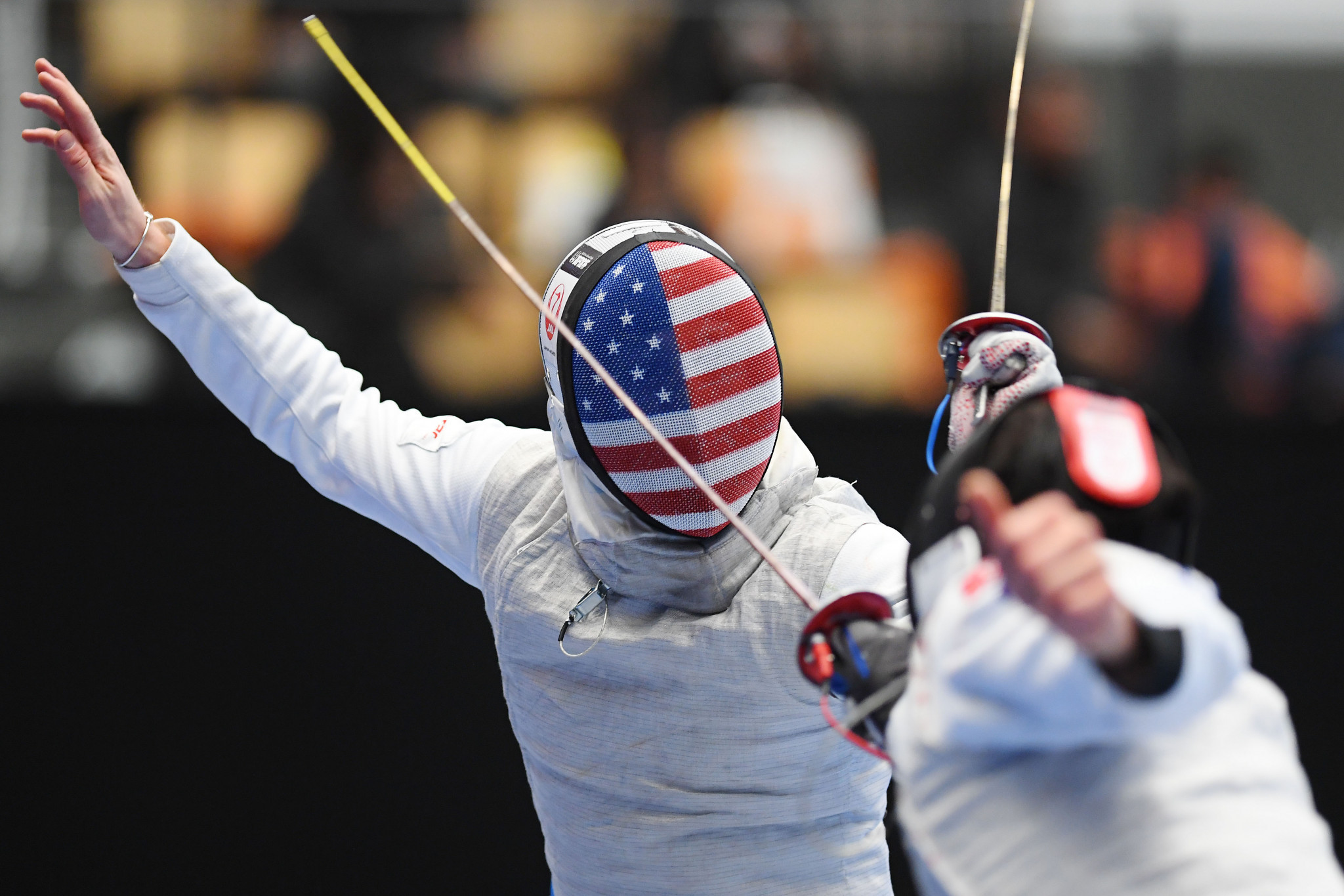 Imboden and Deriglazova headline men's and women's fields for FIE Foil World Cup in Cairo