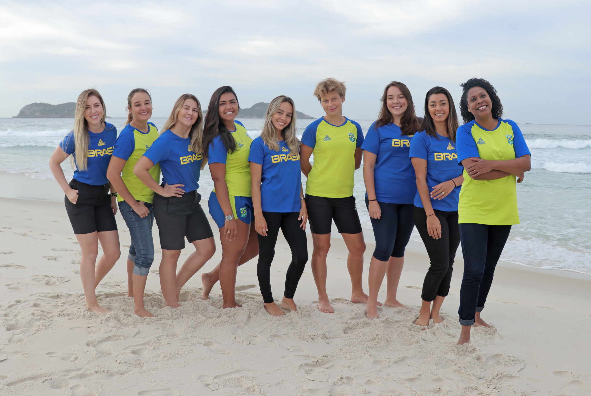 Brazilian Olympic Committee to send all-female athlete support team to South American Beach Games