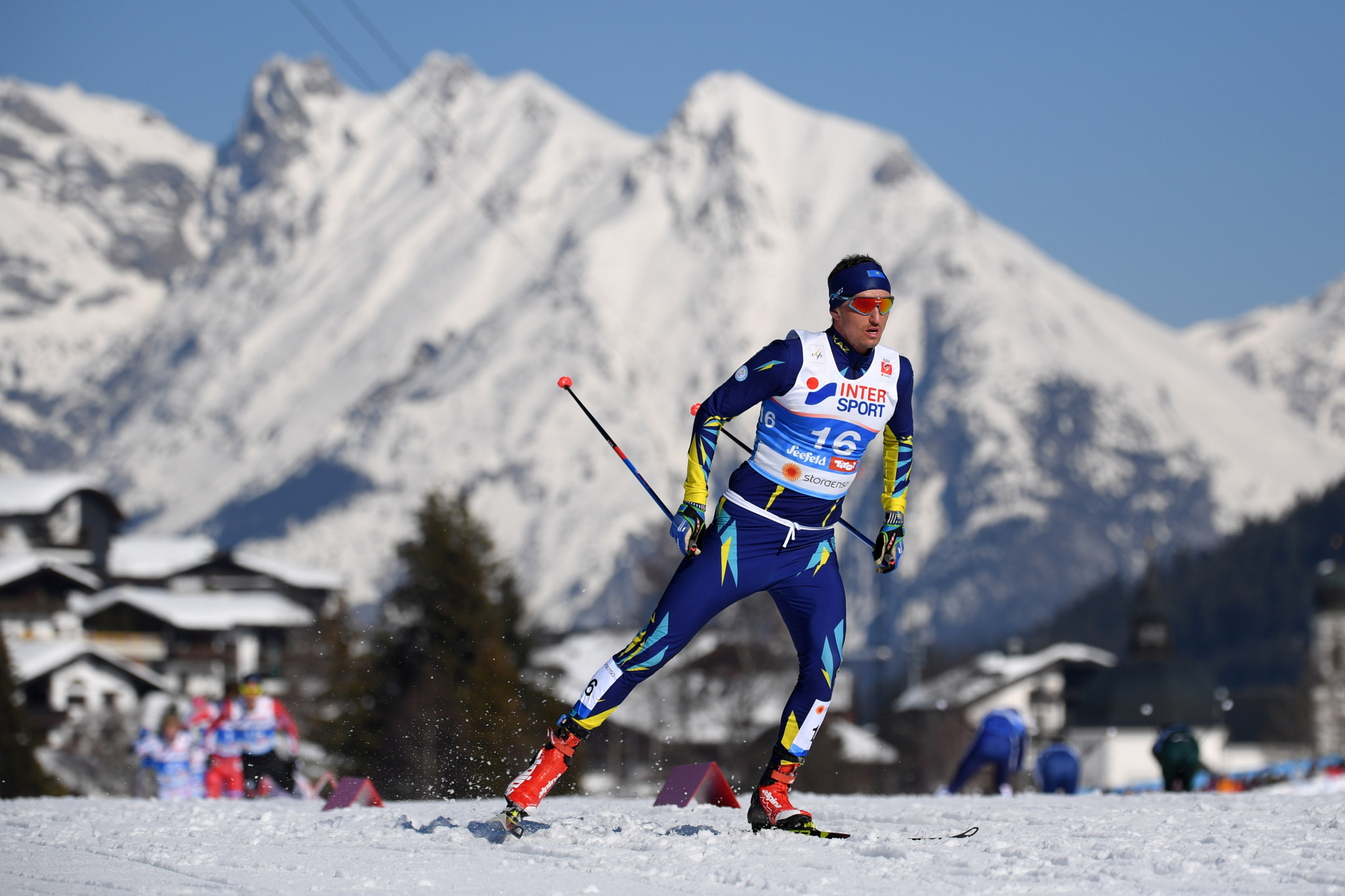 Son of double Olympic champion among athletes arrested at FIS Nordic World Ski Championships