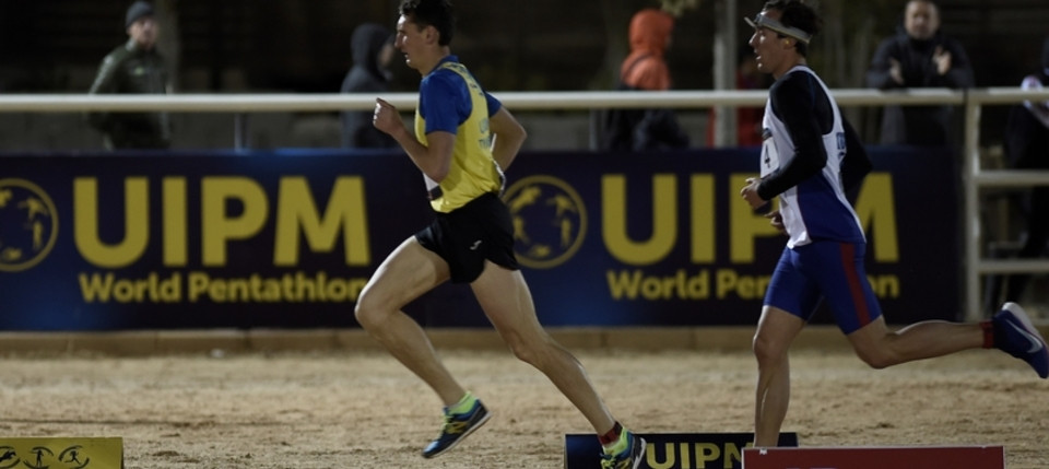 Russia's Lifanov heads men's qualifiers at UIPM World Cup in Cairo