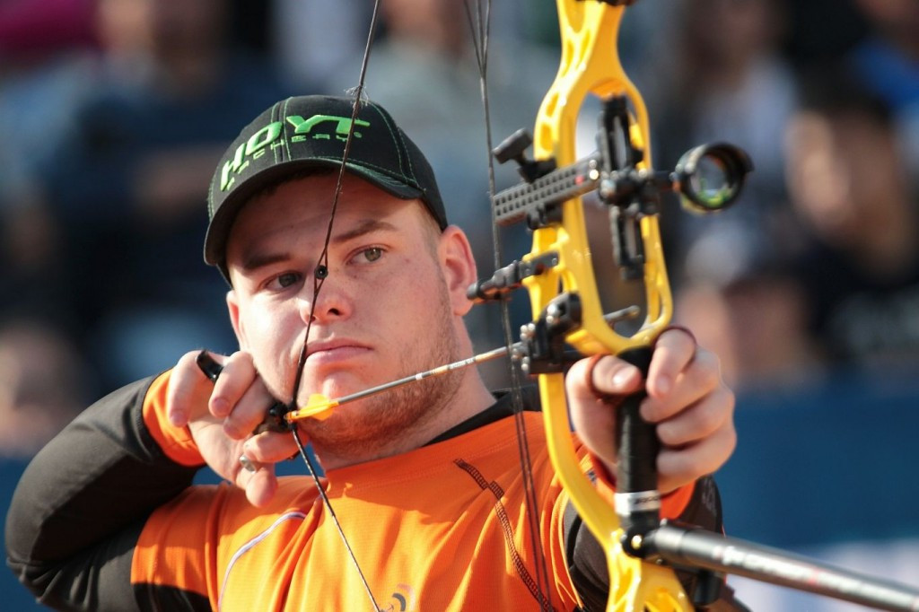 """Mister Perfect"" bidding to earn Archery World Cup Final gold on maiden appearance at season-ending event"
