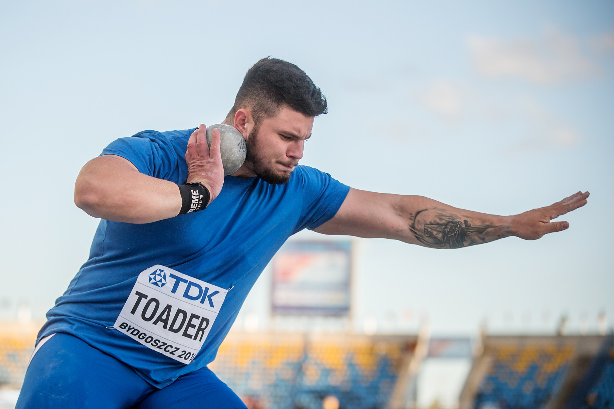 Romanian becomes second shot put gold medallist at 2016 World U20 Championships stripped of title after positive test