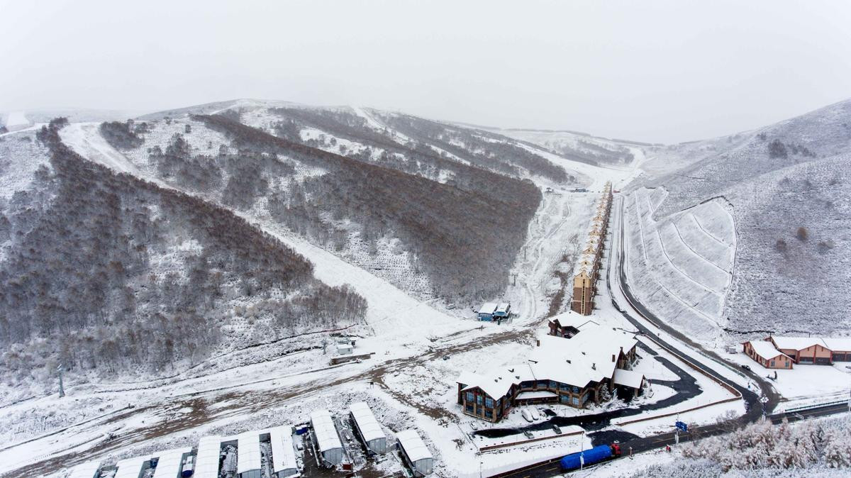 Meteorological projects being tested for 2022 Winter Olympics