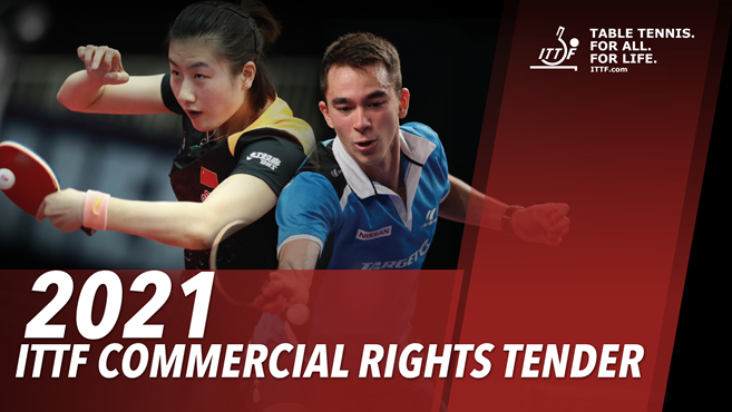 The International Table Tennis Federation has released preliminary information prior to issuing a commercial rights tender at the end of this month ©ITTF