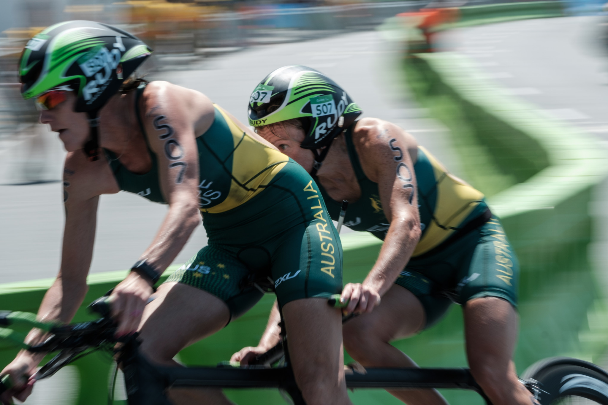 Devonport to host Paratriathlon World Cup season opener