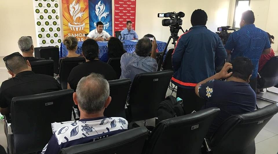 Pacific Games Council chief executive hails importance of Chef de Mission seminar with Samoa 2019 fast approaching
