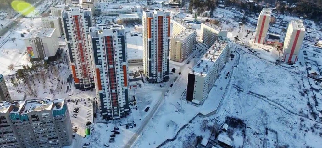 Krasnoyarsk's infrastructure will benefit from the city hosting the 2019 Universiade, Russian officials claim ©YouTube