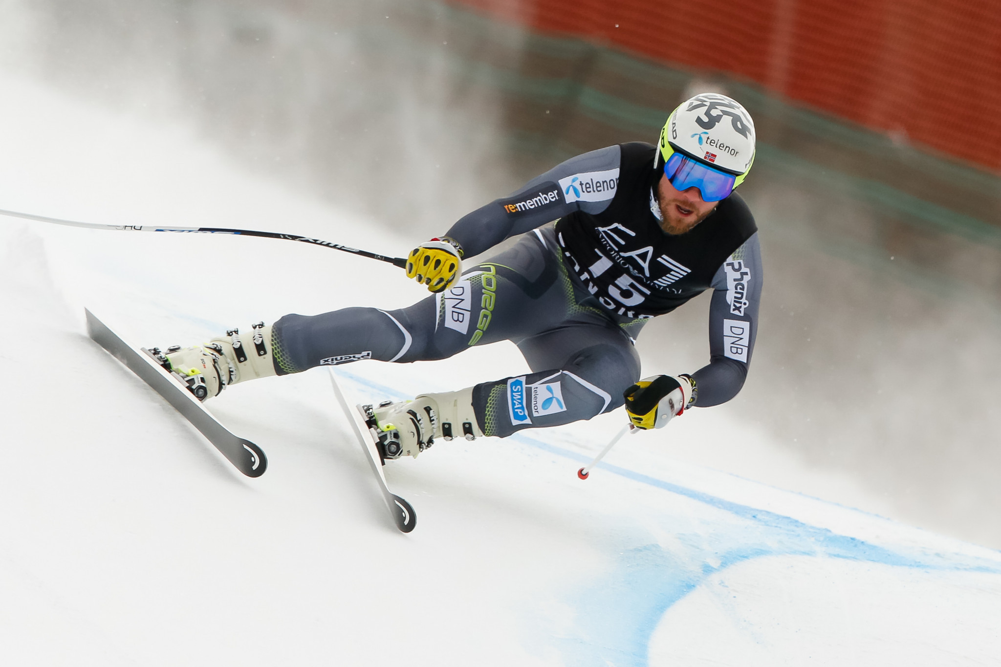 Jansrud clocks quickest run in training as World Cup downhill cancelled in Kvitfjell