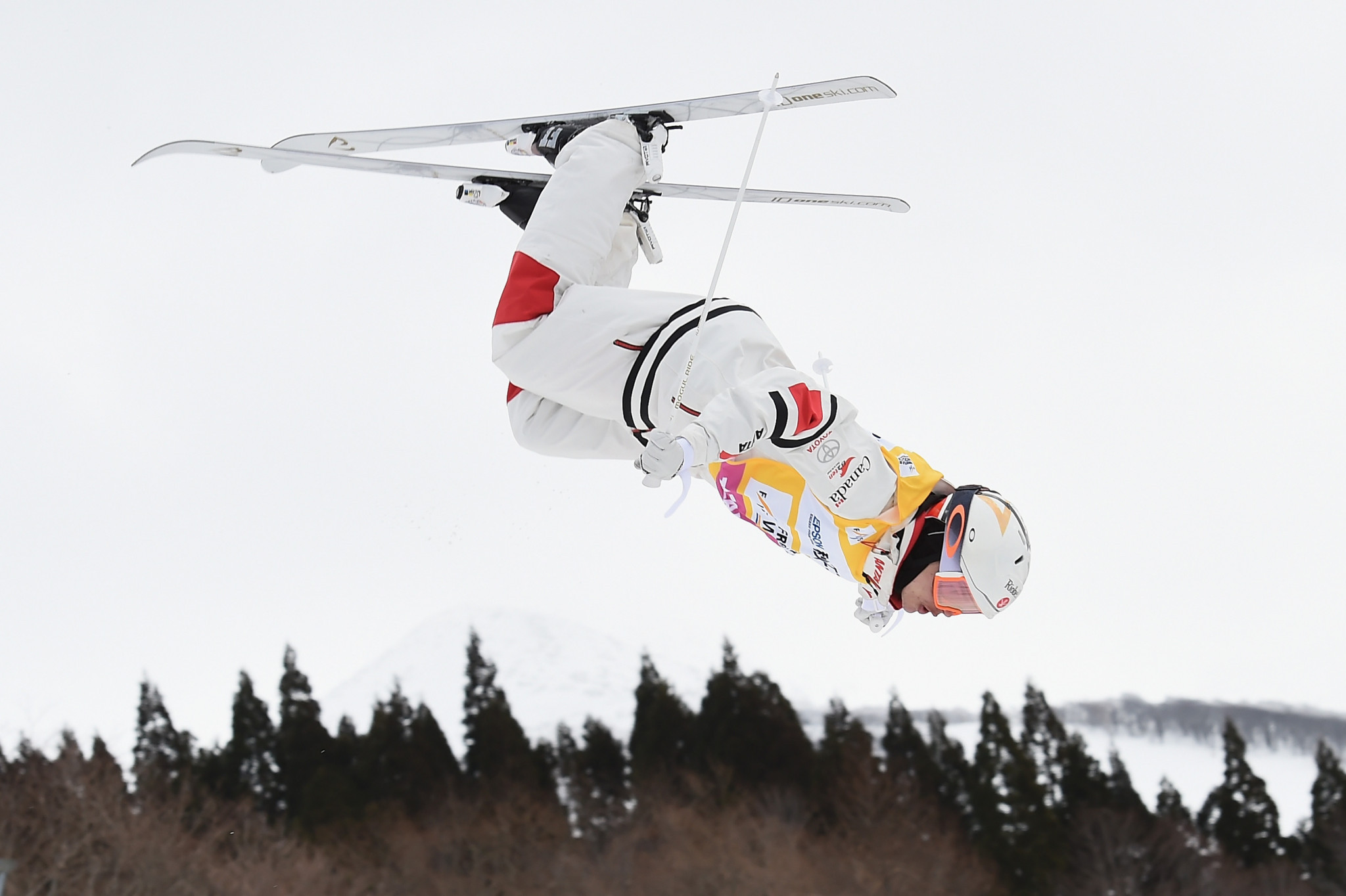 Canada's Mikaël Kingsbury has already wrapped up the FIS Moguls World Cup title for men ©Getty Images