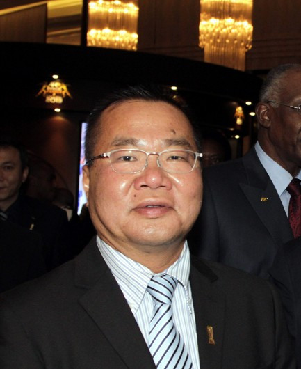 Former FIFA senior vice president Chung handed six-and-a-half year ban