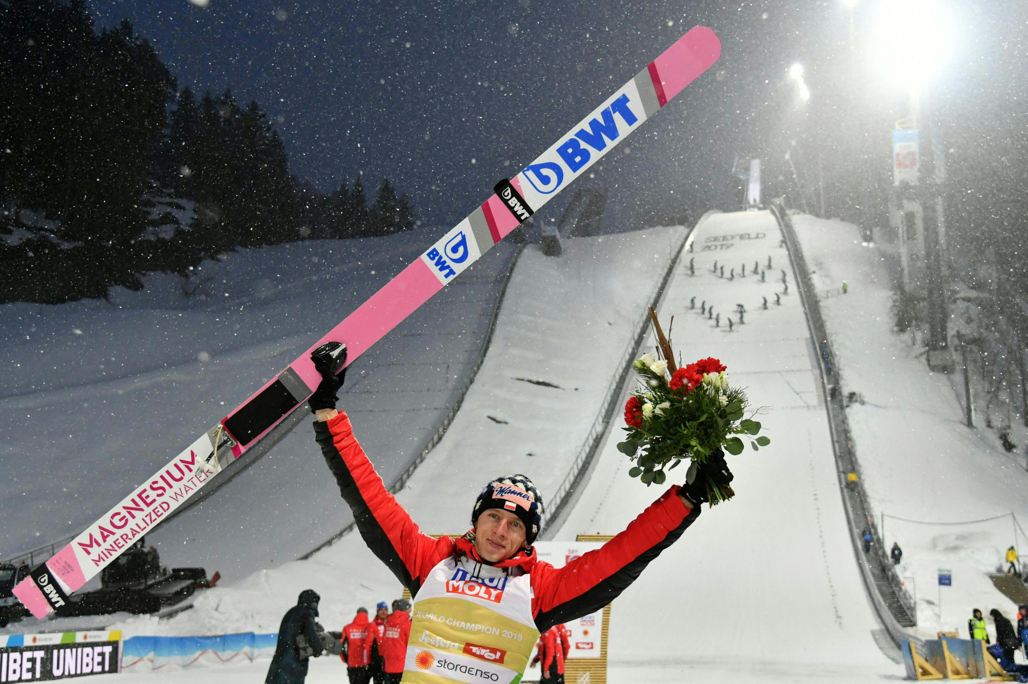 Kubacki earns shock normal hill win as Norway claim 10th straight relay crown at FIS Nordic World Ski Championships