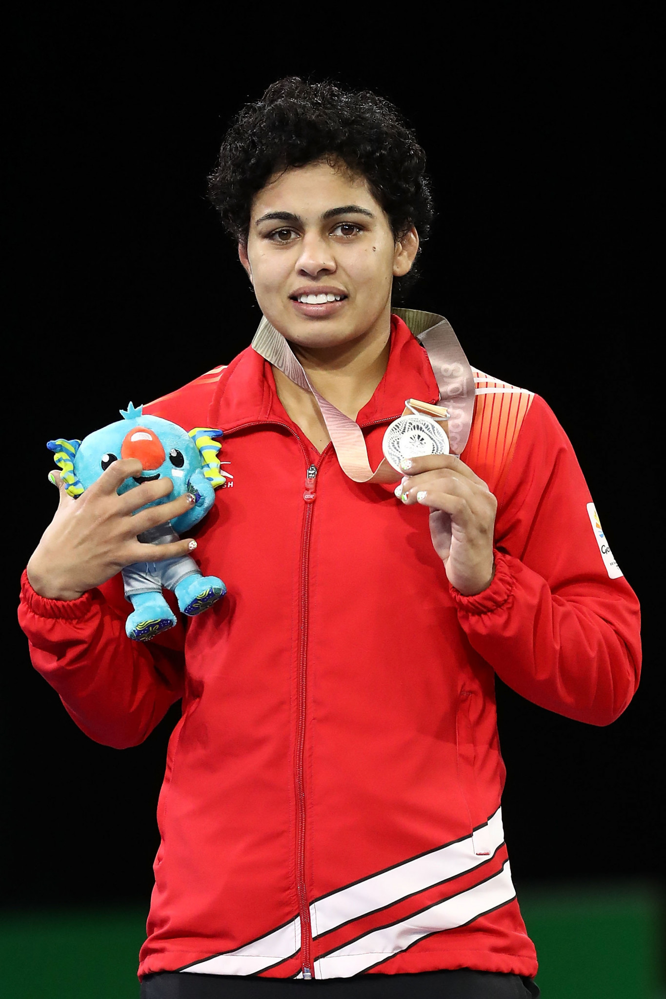 Pooja Dhanda won Indian gold after a round-robin ©Getty Images