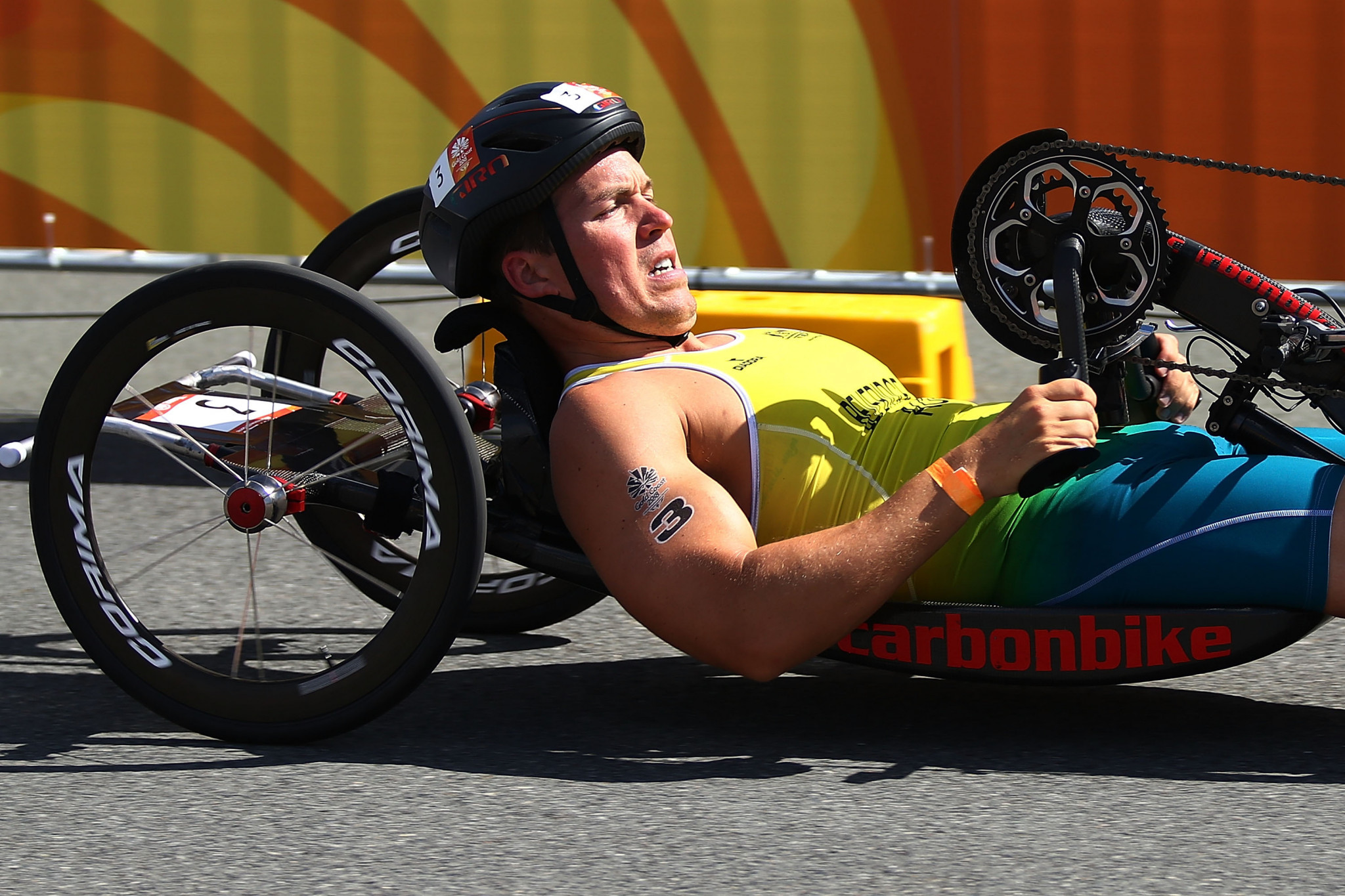 Hosts Australia dominate Paratriathlon World Cup in Devonport