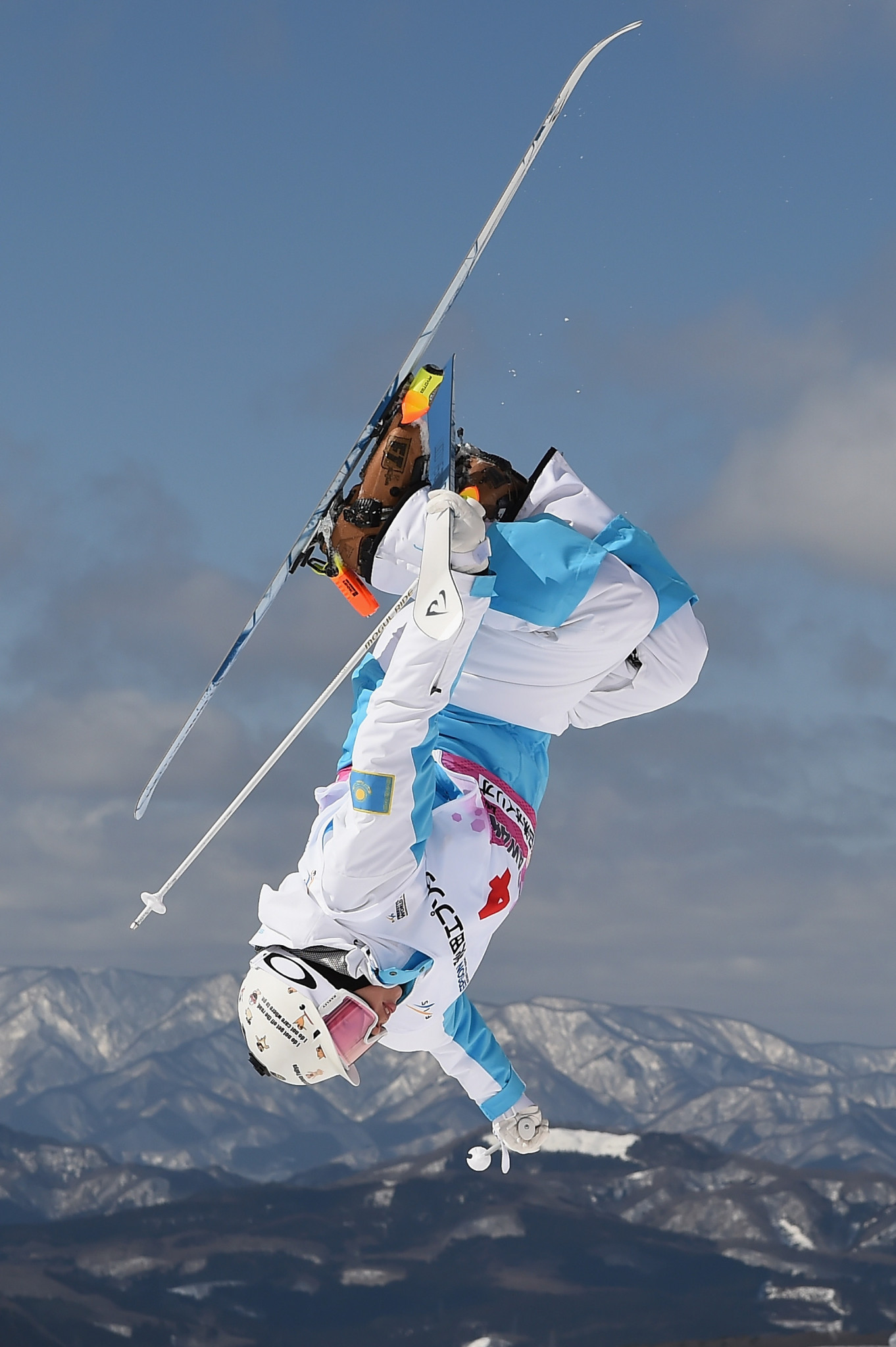 Home favourite Galysheva claims win at FIS Moguls World Cup in Kazakhstan