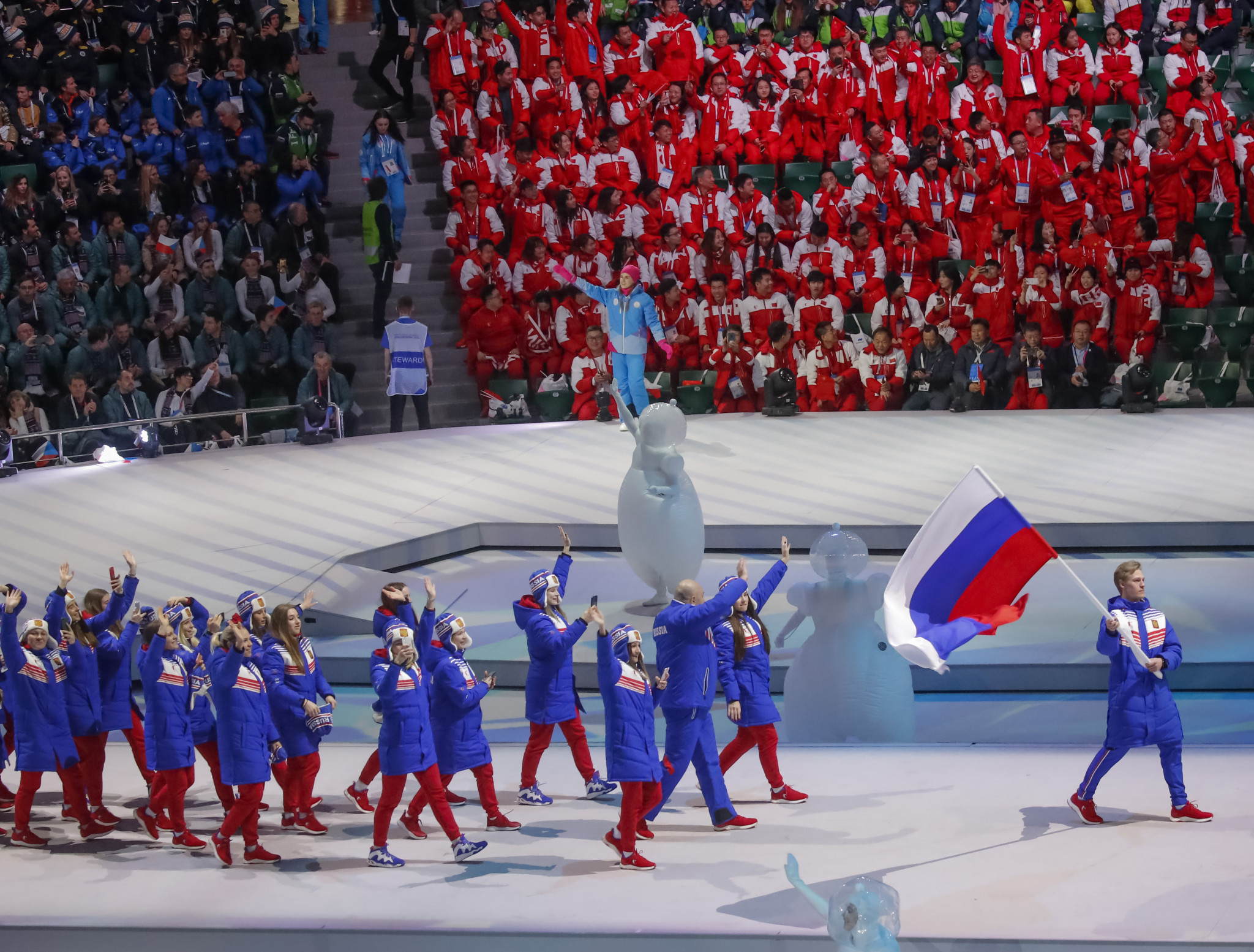 Krasnoyarsk 2019: Opening Ceremony of Winter Universiade