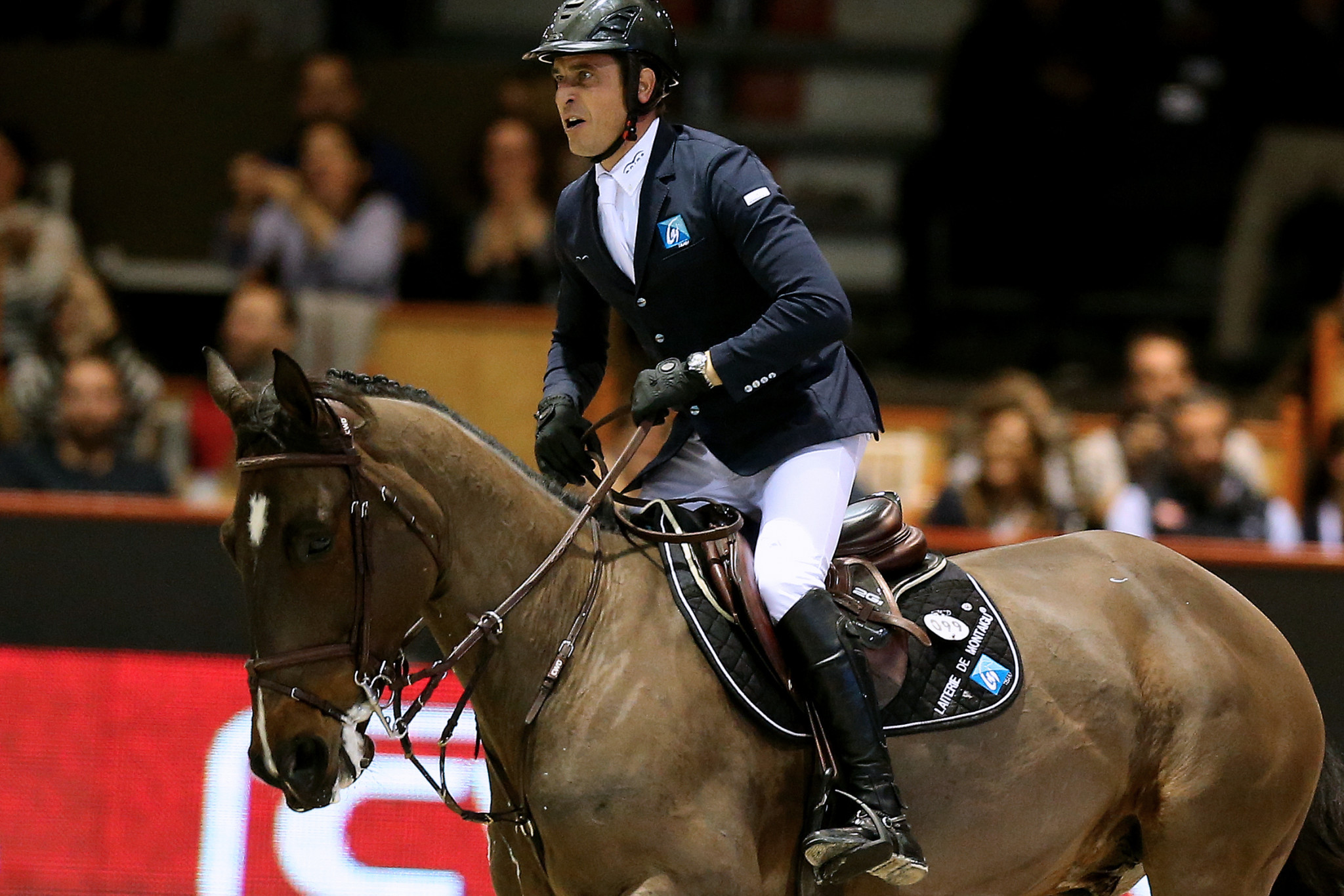 France's Epaillard beats Maher in thrilling jump-off at Global Champions Tour event