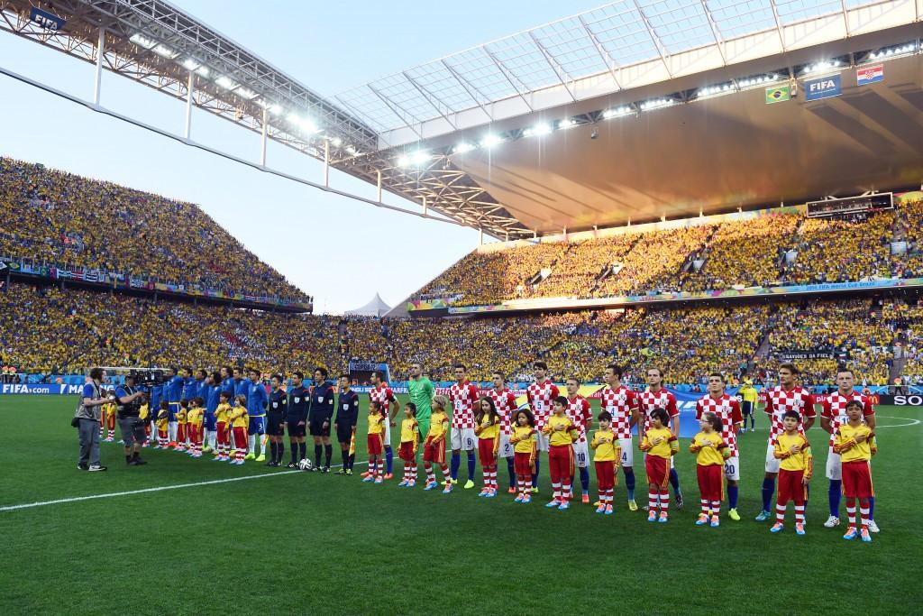 Rio 2016 announces São Paulo's Itaquera Arena as final football venue