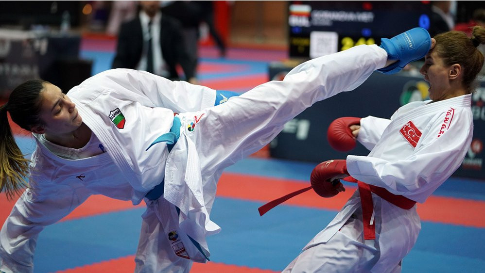 Karate action will begin at the European Games on June 29 ©WKF