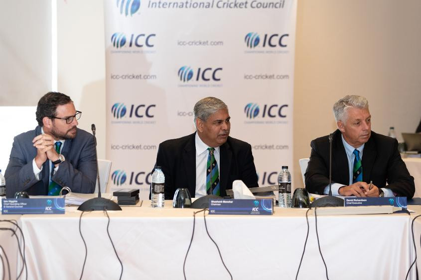 ICC Turns Down BCCI Request To Cut Ties With Nations Harbouring Terror