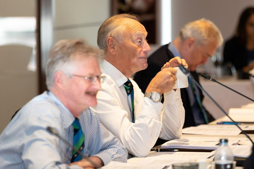 The ICC Board held six days of meetings in Dubai ©ICC