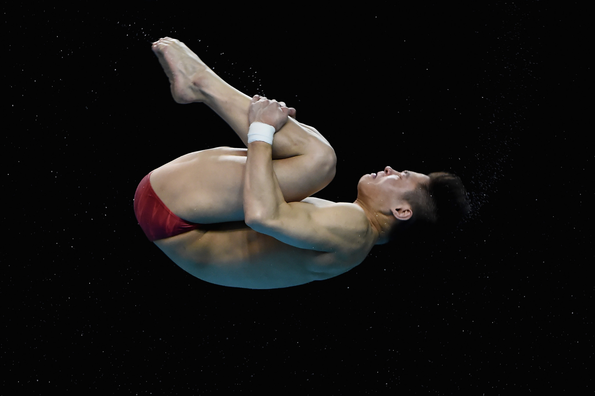 China complete clean sweep at FINA Diving World Series in Sagamihara