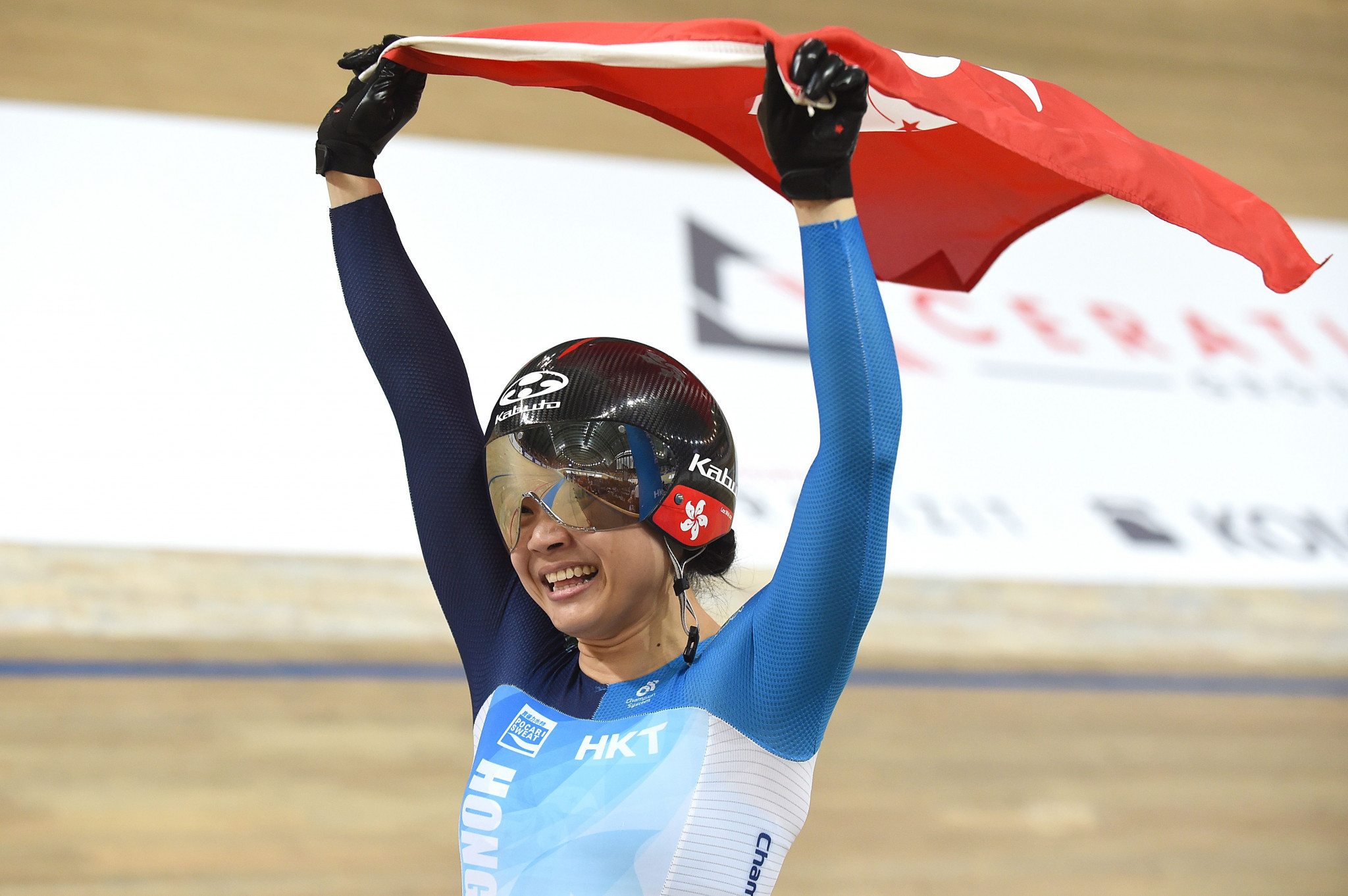 Lee wins second individual gold as UCI Track Cycling World Championships conclude in Poland