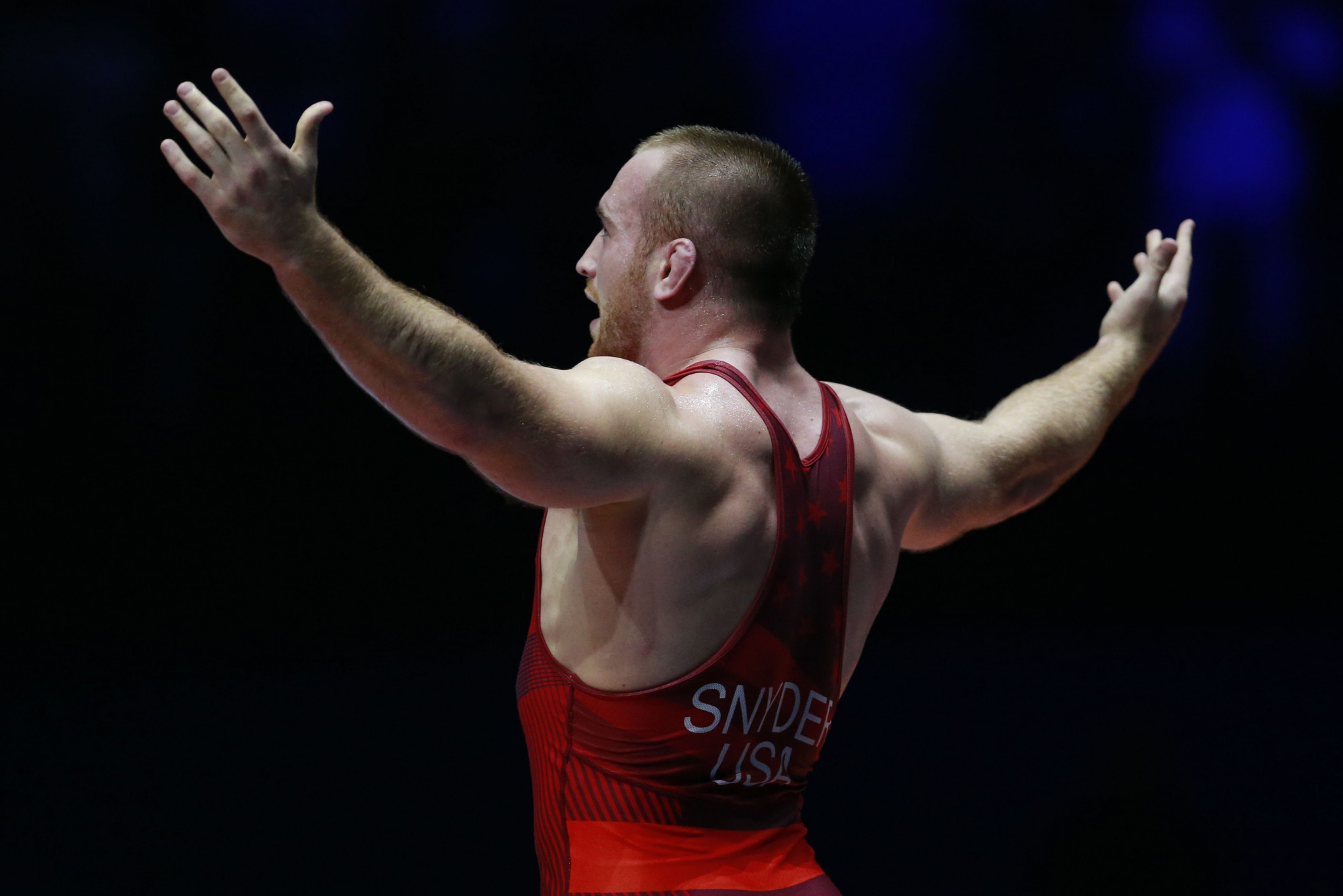 United States and China secure team titles at UWW Dan Kolov-Nikola Petrov tournament