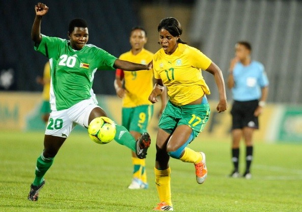 Zimbabwe's women secure historic Olympic spot with victory over Cameroon