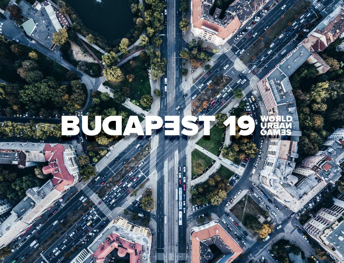 Budapest replaces Los Angeles as host city for 2019 World Urban Games