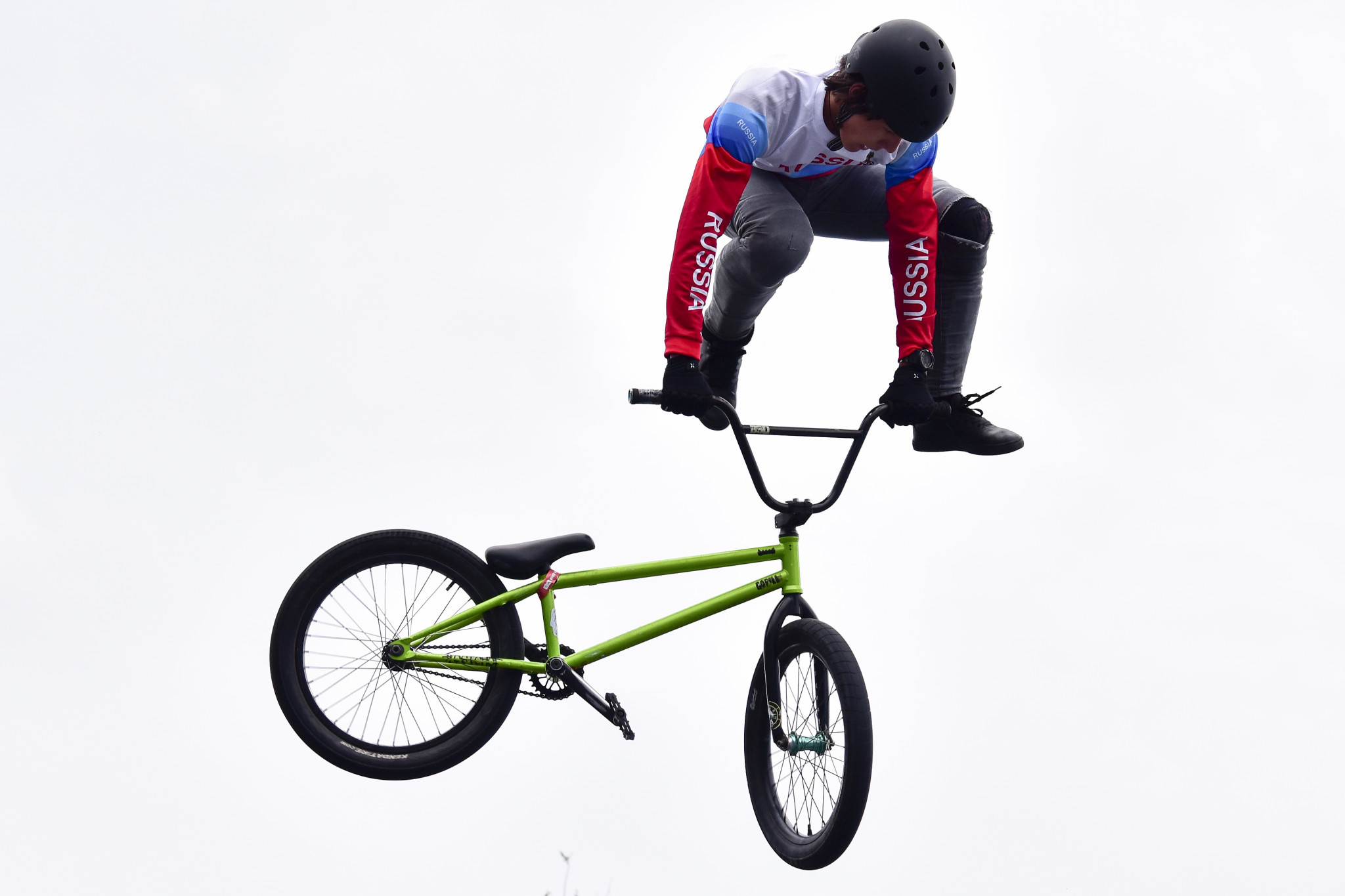 BMX freestyle is one of the sports due to feature at the first World Urban Games in Budapest ©Getty Images