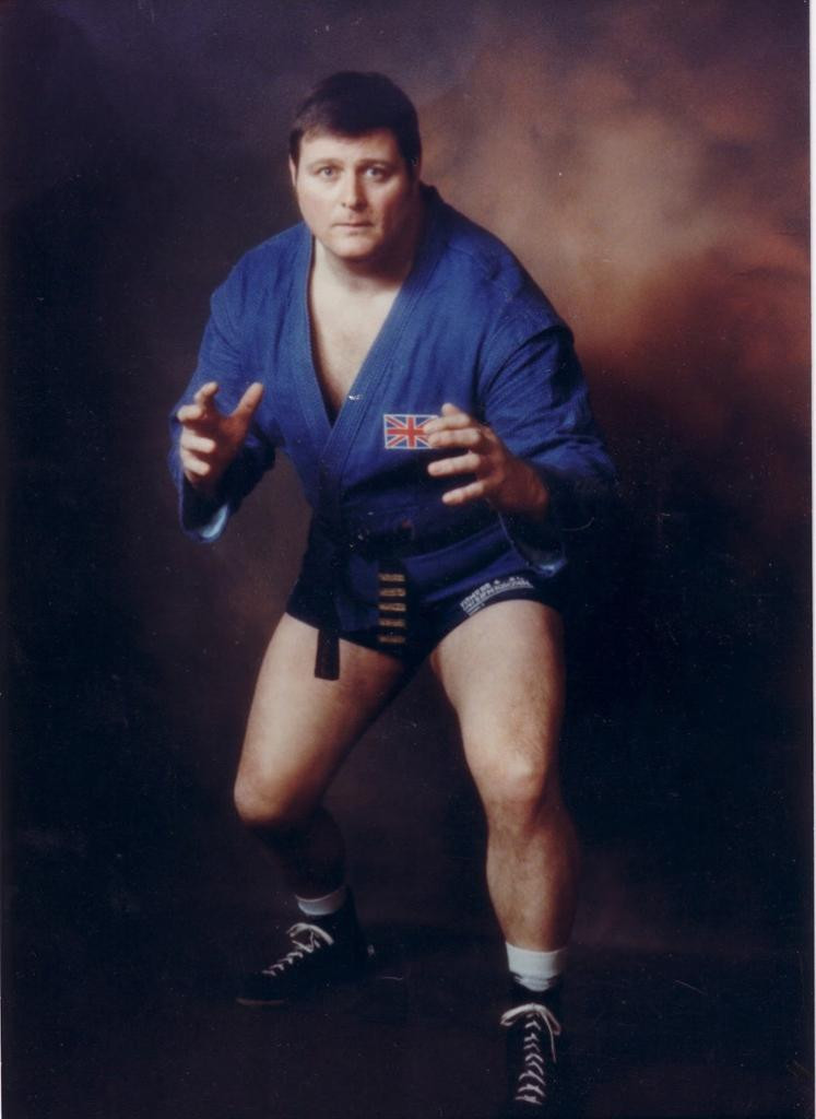 Martin Clarke passed away at the age of 68 last year, after making his mark in the sport of sambo ©FIAS
