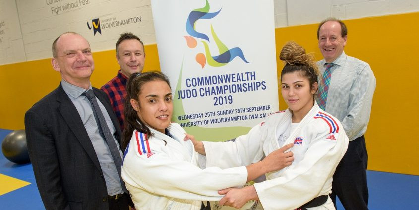 Wolverhampton awarded hosting rights to 2019 Commonwealth Judo Championships